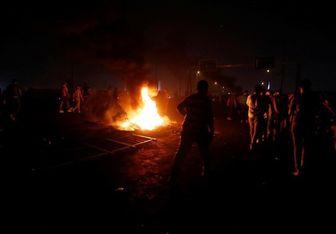 بیانیه پلیس کربلا درباره تلاش «خرابکاران» برای انحراف اعتراضات