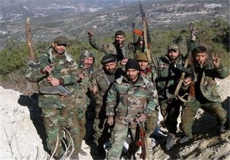 ارتش سوریه نیروهای آمریکایی را وادار به عقبنشینی کرد