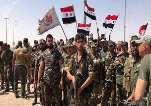 آزادسازی مناطقی در غوطه دمشق