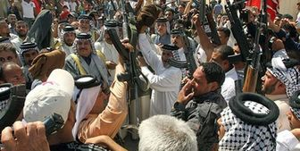 حمایت دیالی از الحشد الشعبی مقابل داعش