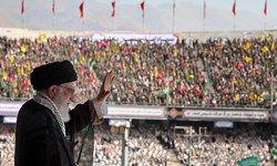آیهای که رهبر انقلاب در ورزشگاه آزادی خواندند
