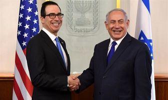 دیدار محرمانه نتانیاهو و وزیر آمریکایی درباره ایران