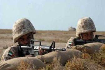 فرار تروریستها به مرزهای اردن