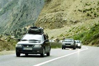 محدودیتهای ترافیکی در دور اول سفرهای نوروزی