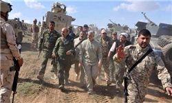 تحرک سریع ایرانی - سوری برای نابودی داعش