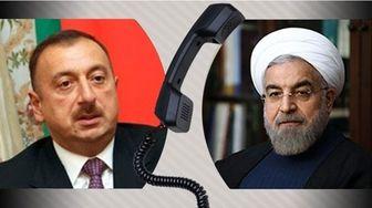 قول و قرار تلفنی روحانی و الهام علیاف