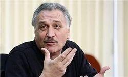 احمد نجفی از بازی در سریال «نفوذ» گفت