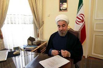 روحانی انتصاب هاشمی شاهرودی رابه ریاست مجمع تشخیص مصلحت تبریک گفت