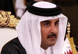 سفر امیر قطر به آمریکا