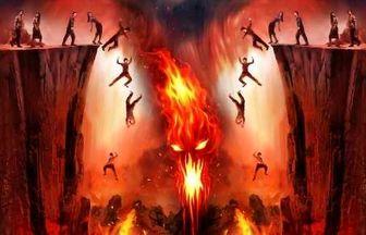 عذاب دوزخیان در جهنم چگونه خواهد بود؟