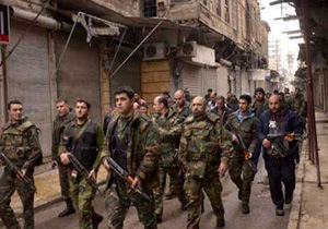 حلب به طور کامل محاصره شد