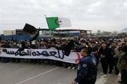افزایش اعتراضات شهروندان الجزایر