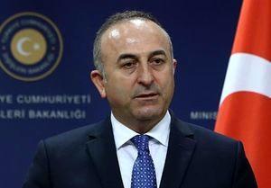 دیدار وزیر خارجه ترکیه با رئیسجمهور عراق در اربیل