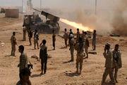 تسلط نیروهای یمنی بر شهر قعطبه