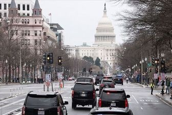 وضعیت فوقالعاده در پایتخت آمریکا به دلیل کرونا