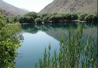 جستجو برای شناسایی جسد کشف شده در دریاچه گهر