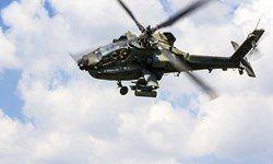 سقوط بالگرد آمریکایی دو نفر را به کام مرگ برد