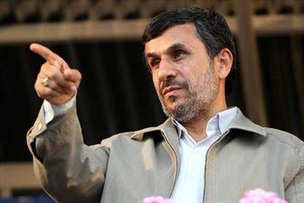 دفاع صریح احمدی نژاد از تمامیت ارضی ایران و خلیج فارس و گستاخی امارات