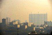 آلودگی هوا سهشنبه به پایتخت بر میگردد