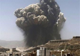 بمباران دوباره یمن توسط جنگندههای متجاوز سعودی