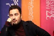 استوری نوید محمدزاده برای برد ایران و سحر دولتشاهی