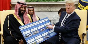 هیل: بنسلمان و ترامپ مانند «پادشاههای برهنه» در برابر ایران هستند