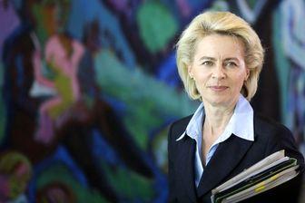 سفر وزیر دفاع آلمان به چین