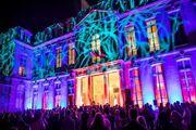 کاخ رئیس جمهوری که به سالن رقص تبدیل شد +فیلم