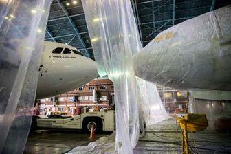 آمریکا به ایران قطعات هواپیما می فروشد