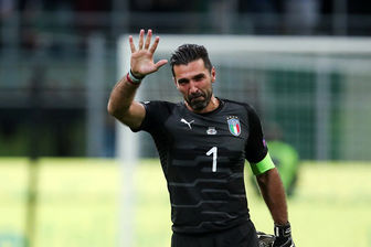 واکنش بوفون به شکست سنگین مقابل رئال مادرید/ تمجید از بازی رونالدو