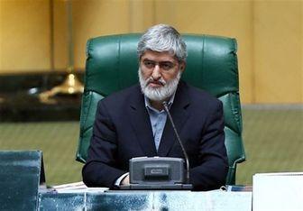 مطهری: لاریجانی صلاح نمیداند سؤال از رئیسجمهور مطرح شود