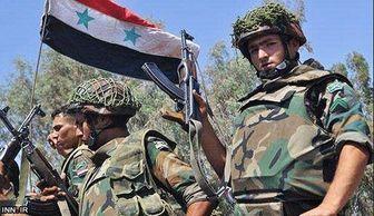 حملۀ غافلگیر کنندۀ ارتش سوریه به داعش