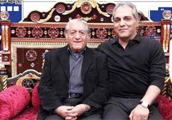 بزرگداشت انتظامی با حضور مهران مدیری