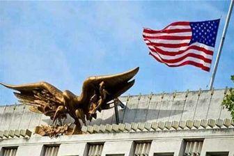 درگیریهای شدید اطراف سفارت آمریکا در لبنان