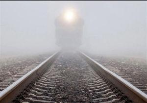 مصدومیت زن جوان قائم شهری در برخورد با قطار