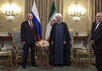 سفر پوتین برای نشاندادن حمایت کامل مسکو از تهران بود