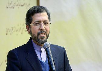 خطیبزاده با وزیر خارجه عراق دیدار کرد