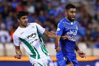 استقلال و ذوبآهن، خشنترین تیم هفته اول لیگ برتر