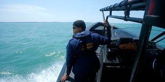 مالزی 6 قایق چینی را توقیف و دستگیر کرد