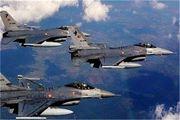رهگیری بمبافکنهای روسیه توسط جنگندههای انگلیس
