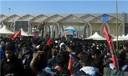 مرز مهران فقط برای ورود به ایران باز است