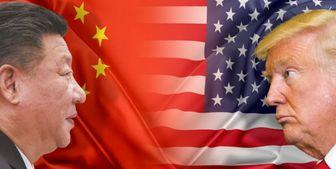 بازهم ادعای مضحک ترامپ/ من برگزیده خدا برای مقابله با چین هستم!