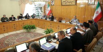 زمان آخرین جلسه هیات دولت در سال ۹۷