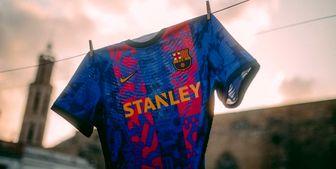 بارسلونا با نیوکمپ خداحافطی کرد