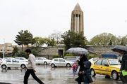 بارش رحمت الهی در سراسر ایران/ گزارش تصویری