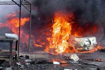 ۵ کشته بر اثر انفجار خودرو بمبگذاری شده در حومه حلب