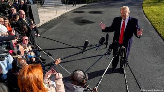 اعتراف ترامپ: تحریمها معیشت مردم ایران را نشانه گرفتهاند