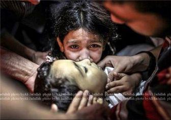 تظاهرات اعلام همبستگی با مقاومت غزه