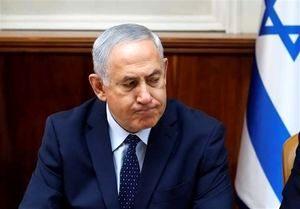 """""""نتانیاهو"""" سنگ روی یخ شد"""