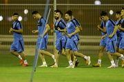 گزارش آخرین تمرین استقلال قبل از بازی با الشرطه عراق